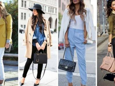 Idei pantaloni la moda dama pentru tinute moderne