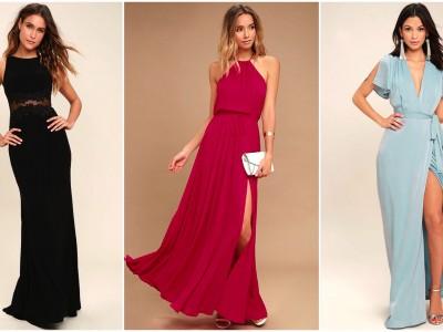 Modele de rochii la moda in 2020