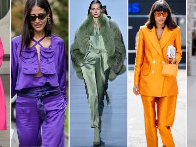 Culori la moda in 2021